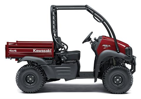 2020 Kawasaki Mule SX 4x4 FI in Woodstock, Illinois