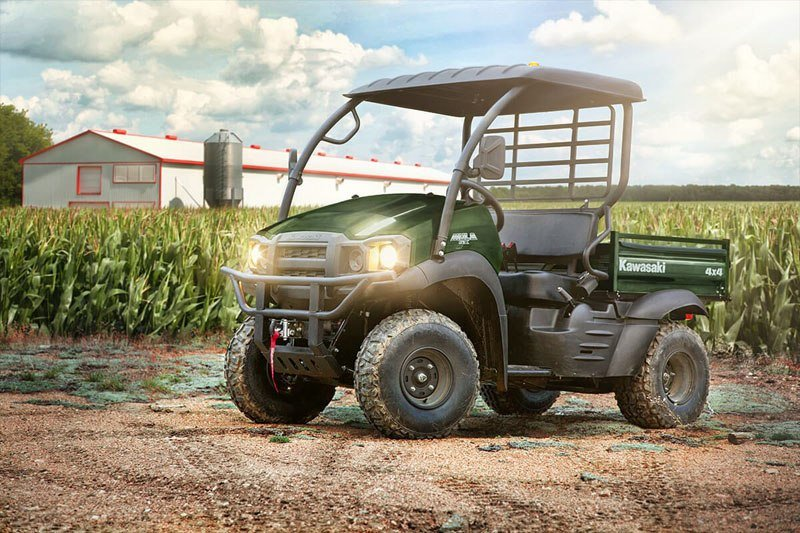 2020 Kawasaki Mule SX 4x4 FI in Plymouth, Massachusetts - Photo 7