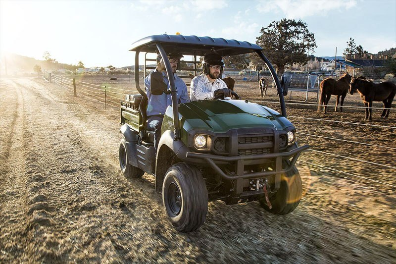 2020 Kawasaki Mule SX 4x4 FI in Plymouth, Massachusetts - Photo 8
