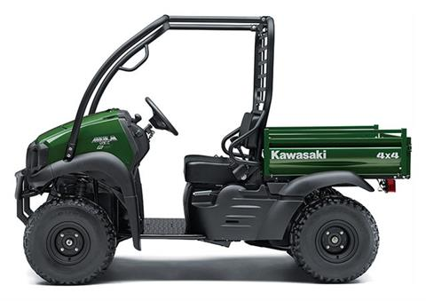 2020 Kawasaki Mule SX 4x4 FI in Moses Lake, Washington - Photo 2