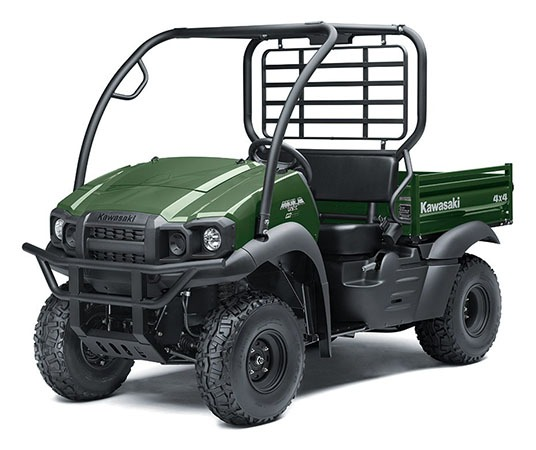 2020 Kawasaki Mule SX 4x4 FI in Hillsboro, Wisconsin - Photo 3