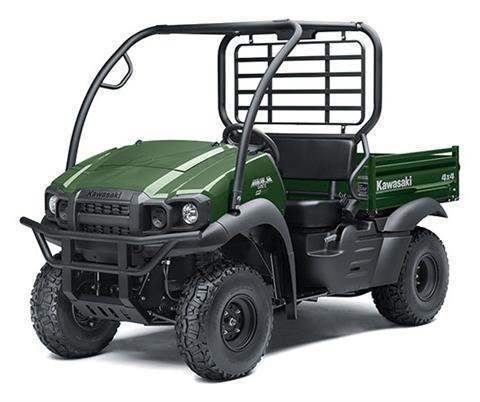 2020 Kawasaki Mule SX 4x4 FI in Fairview, Utah - Photo 3