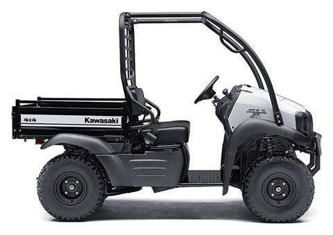2020 Kawasaki Mule SX 4x4 SE FI in Oak Creek, Wisconsin