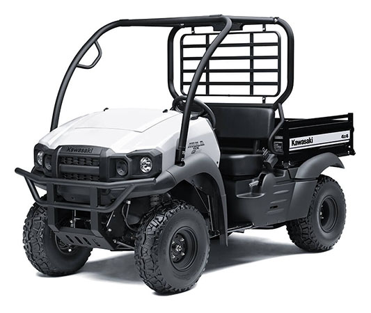 2020 Kawasaki Mule SX 4x4 SE FI in North Reading, Massachusetts - Photo 3