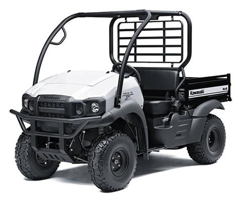 2020 Kawasaki Mule SX 4x4 SE FI in Brewton, Alabama - Photo 3