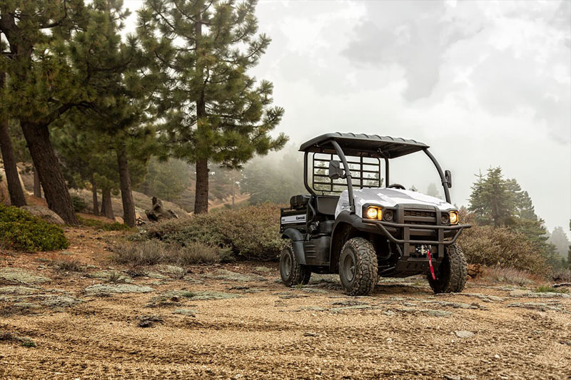 2020 Kawasaki Mule SX 4x4 SE FI in Moses Lake, Washington - Photo 4