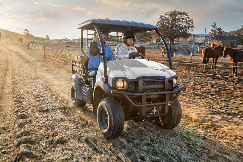 2020 Kawasaki Mule SX 4x4 SE FI in Sacramento, California - Photo 5