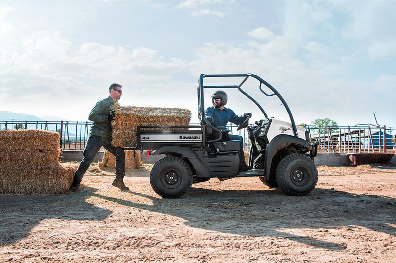 2020 Kawasaki Mule SX 4x4 SE FI in Littleton, New Hampshire - Photo 6