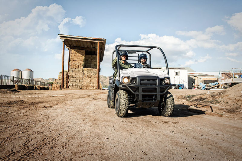 2020 Kawasaki Mule SX 4x4 SE FI in Bakersfield, California - Photo 7