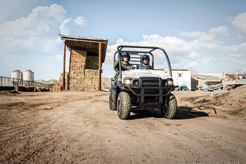 2020 Kawasaki Mule SX 4x4 SE FI in La Marque, Texas - Photo 7