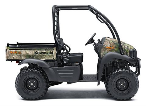 2020 Kawasaki Mule SX 4X4 XC Camo FI in Iowa City, Iowa