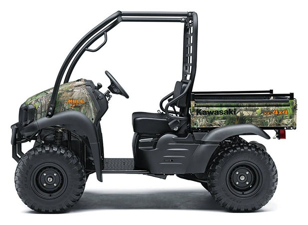 2020 Kawasaki Mule SX 4X4 XC Camo FI in Iowa City, Iowa - Photo 2