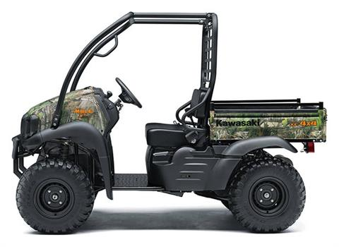 2020 Kawasaki Mule SX 4X4 XC Camo FI in Hollister, California - Photo 2