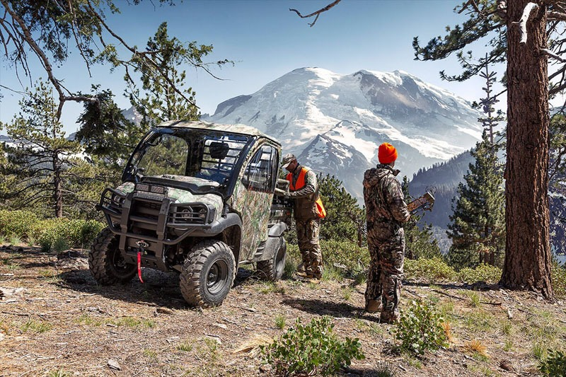 2020 Kawasaki Mule SX 4X4 XC Camo FI in Ukiah, California - Photo 5