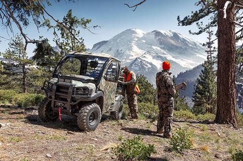 2020 Kawasaki Mule SX 4X4 XC Camo FI in Butte, Montana - Photo 5