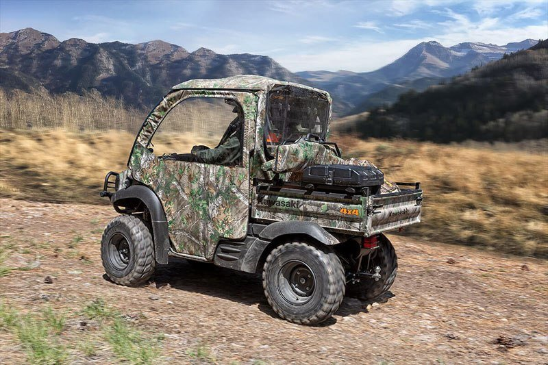2020 Kawasaki Mule SX 4X4 XC Camo FI in Hillsboro, Wisconsin - Photo 7