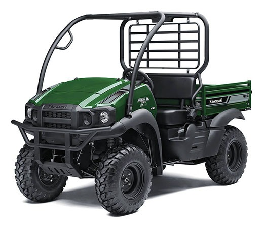 2020 Kawasaki Mule SX 4X4 XC FI in Hillsboro, Wisconsin - Photo 3