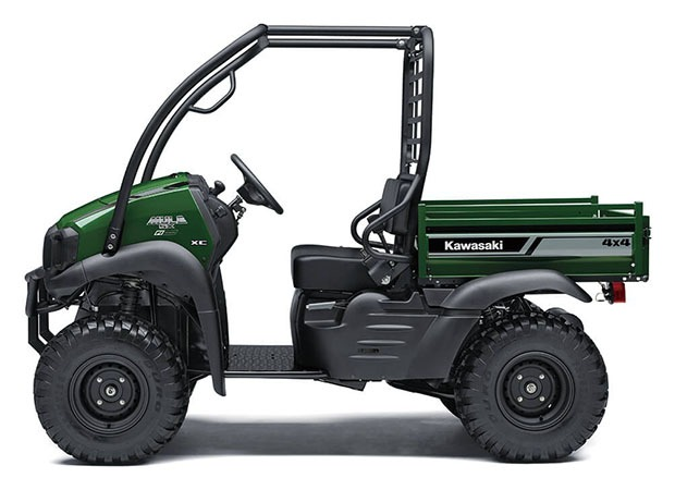 2020 Kawasaki Mule SX 4X4 XC FI in North Reading, Massachusetts - Photo 2