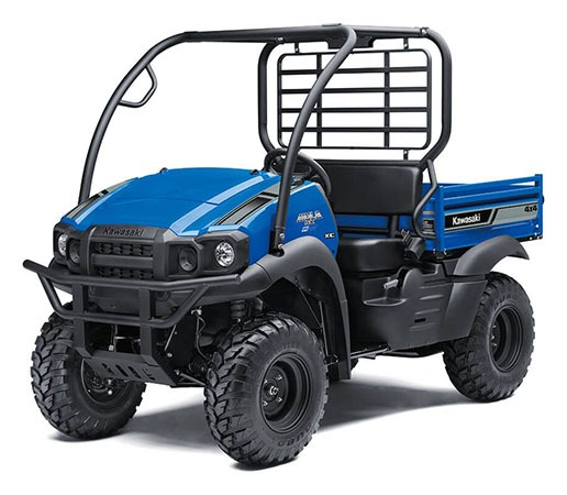 2020 Kawasaki Mule SX 4X4 XC FI in Sacramento, California - Photo 3
