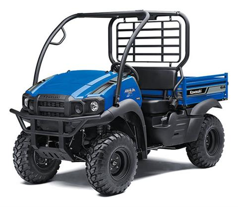 2020 Kawasaki Mule SX 4X4 XC FI in Lafayette, Louisiana - Photo 3