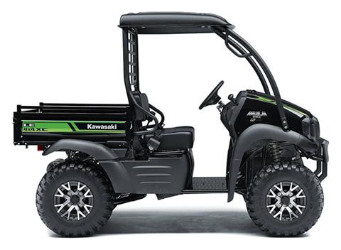 2020 Kawasaki Mule SX 4x4 XC LE FI in Hollister, California
