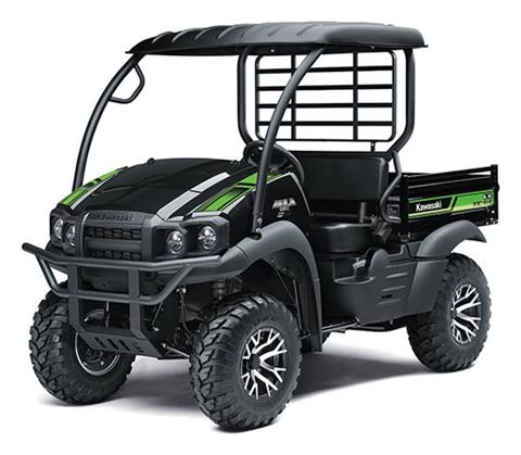2020 Kawasaki Mule SX 4x4 XC LE FI in Cedar Falls, Iowa - Photo 3
