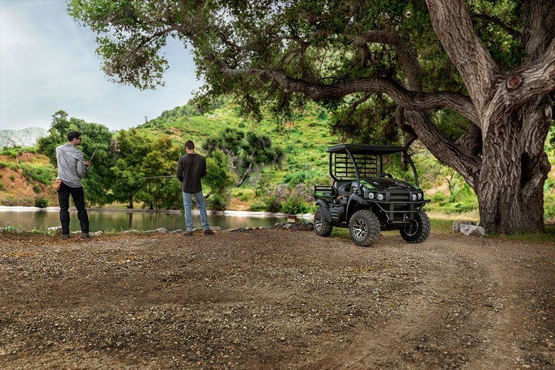 2020 Kawasaki Mule SX 4x4 XC LE FI in Kailua Kona, Hawaii - Photo 4
