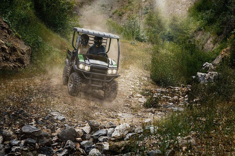 2020 Kawasaki Mule SX 4x4 XC LE FI in Bellevue, Washington - Photo 5