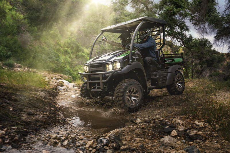 2020 Kawasaki Mule SX 4x4 XC LE FI in Wasilla, Alaska - Photo 7