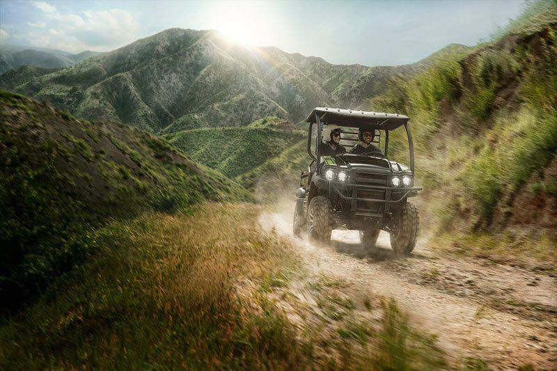 2020 Kawasaki Mule SX 4x4 XC LE FI in Moses Lake, Washington - Photo 8