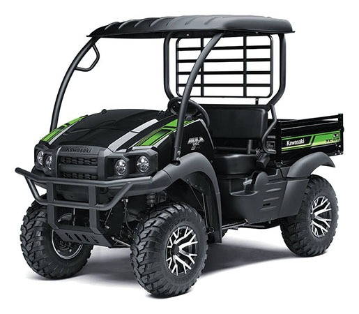 2020 Kawasaki Mule SX 4x4 XC LE FI in North Reading, Massachusetts - Photo 3
