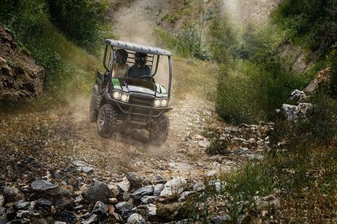 2020 Kawasaki Mule SX 4x4 XC LE FI in Sacramento, California - Photo 5