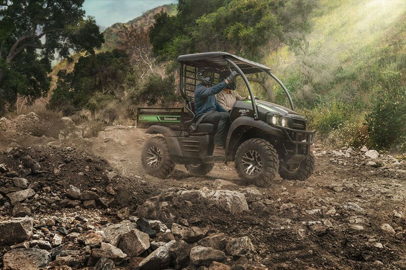 2020 Kawasaki Mule SX 4x4 XC LE FI in Sacramento, California - Photo 6