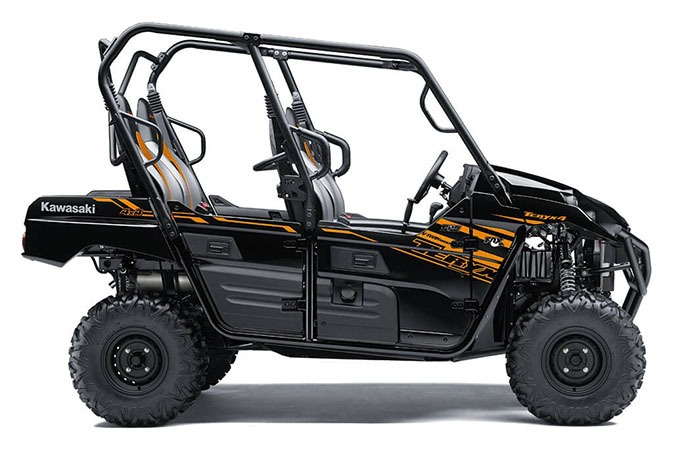 2020 Kawasaki Teryx4 in Garden City, Kansas - Photo 1
