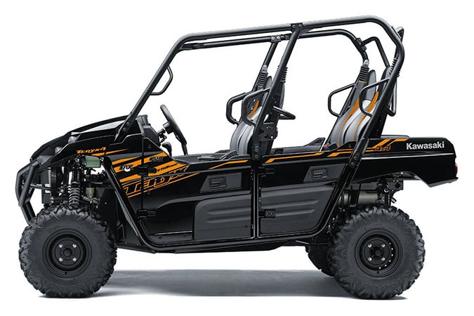 2020 Kawasaki Teryx4 in Ashland, Kentucky - Photo 2