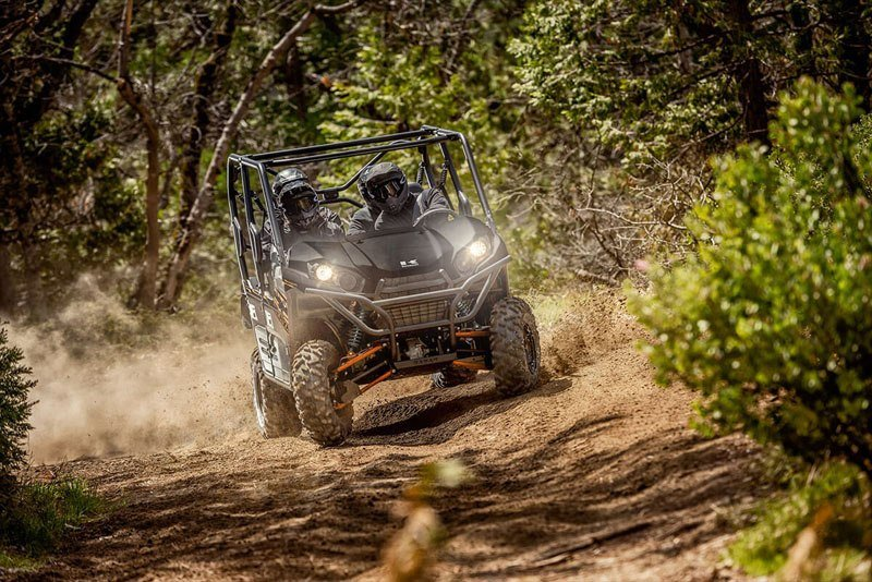 2020 Kawasaki Teryx4 in West Monroe, Louisiana - Photo 7