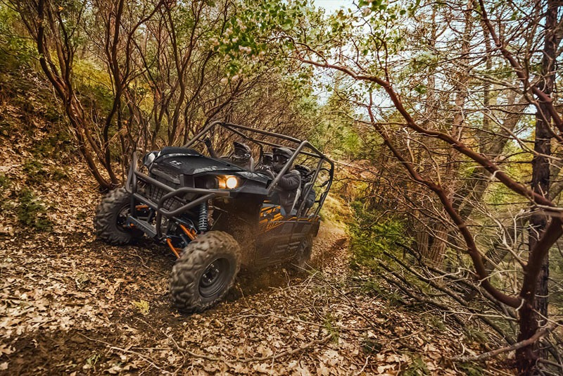 2020 Kawasaki Teryx4 in Wichita Falls, Texas - Photo 8