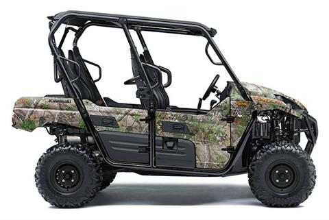 2020 Kawasaki Teryx4 Camo in Junction City, Kansas
