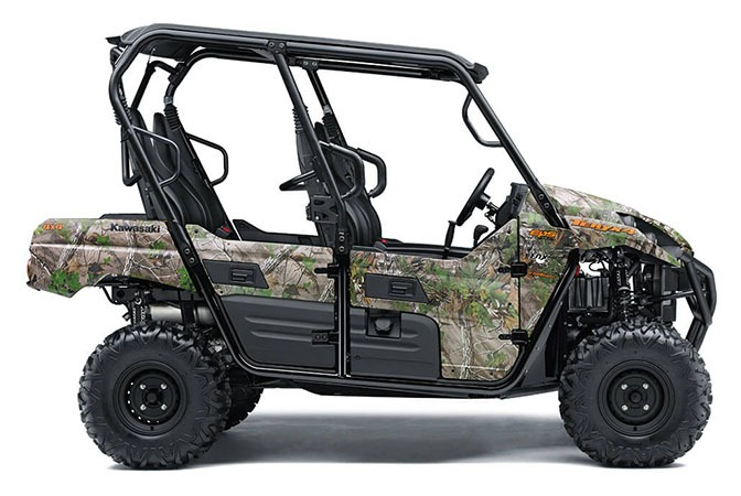 2020 Kawasaki Teryx4 Camo in San Francisco, California - Photo 1
