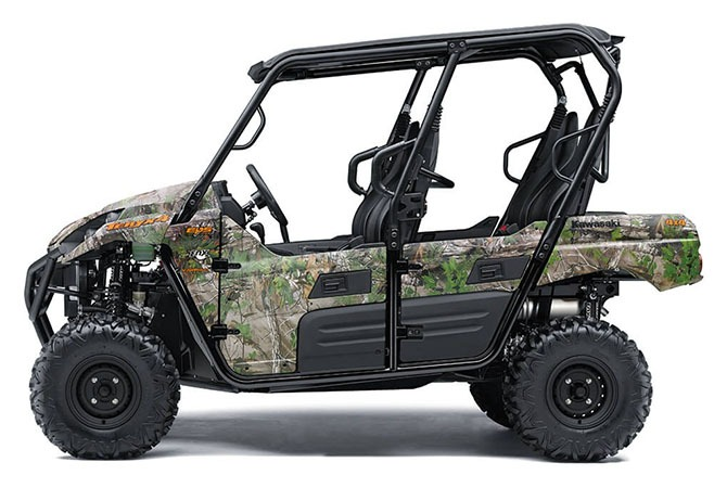 2020 Kawasaki Teryx4 Camo in Hollister, California - Photo 2