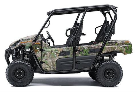 2020 Kawasaki Teryx4 Camo in San Francisco, California - Photo 2