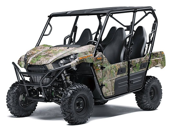 2020 Kawasaki Teryx4 Camo in Hollister, California - Photo 3