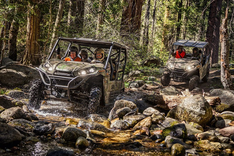 2020 Kawasaki Teryx4 Camo in Hollister, California - Photo 4