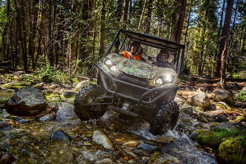 2020 Kawasaki Teryx4 Camo in Galeton, Pennsylvania - Photo 5