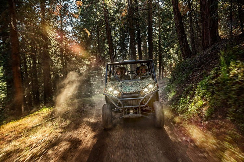 2020 Kawasaki Teryx4 Camo in Hollister, California - Photo 7