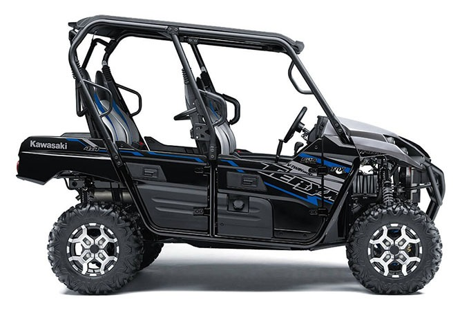 2020 Kawasaki Teryx4 LE in Marlboro, New York - Photo 1