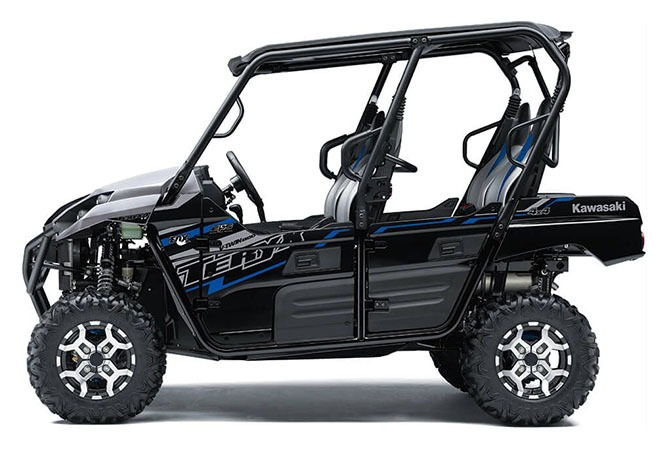 2020 Kawasaki Teryx4 LE in San Francisco, California - Photo 2