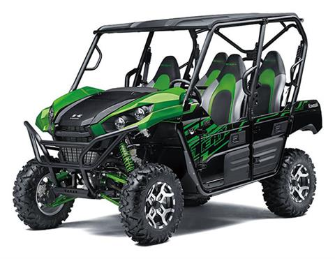 2020 Kawasaki Teryx4 LE in Johnson City, Tennessee - Photo 3