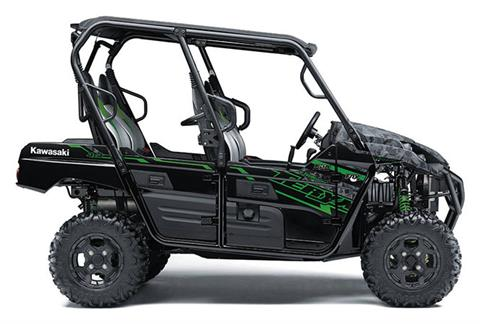 2020 Kawasaki Teryx4 LE Camo in Howell, Michigan