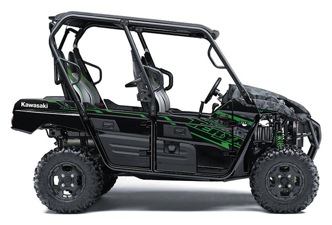 2020 Kawasaki Teryx4 LE Camo in Colorado Springs, Colorado